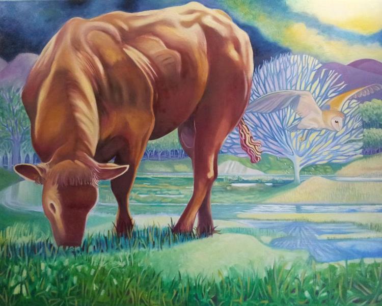 Hendre Bull 2