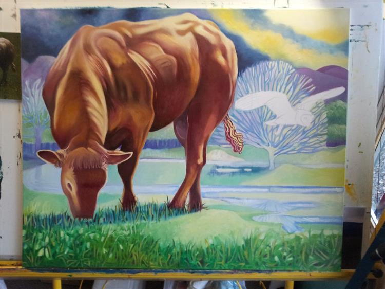 Hendre Bull
